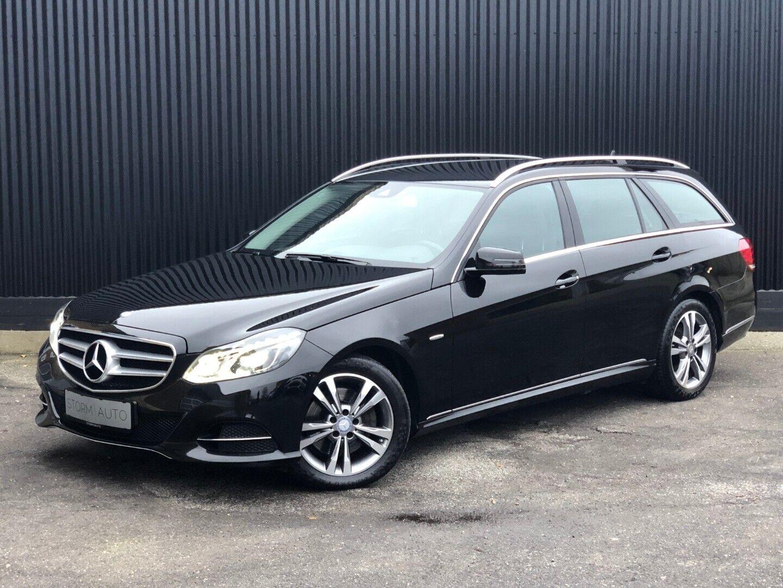 Mercedes E350 3,0 BlueTEC Edition E stc aut. 4-M 5d