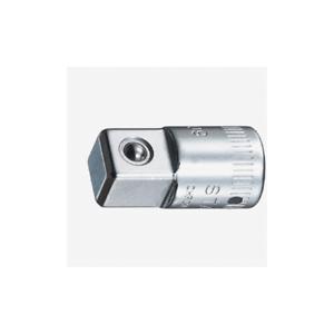 """Stahlwille 11030002 409 Adaptor 3//8/"""" Plug 1//4/"""" Socket"""