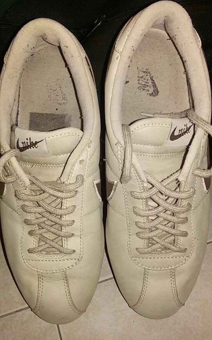 scarpe nike uomo beige / marrone inserti scamosciati scamosciati scamosciati   I Materiali Superiori    Uomini/Donna Scarpa  d3cfbe