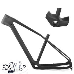 NEU-T800-Vollcarbon-Mountainbike-Rahmen-27-5er-MTB-Fahrradrahmen-Matt-Glossy