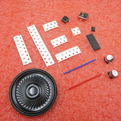 DIY Kit FFT 8x8 Audio Indicator FFT Voice Frequency Voice Control Red Green Blue
