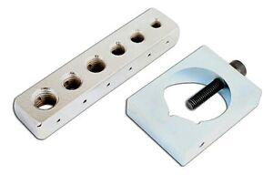 Safety Wire Lockwire Nut & Bolt Drill Jig Metric | eBay
