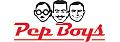 Pep Boys 99.1% Positive feedback