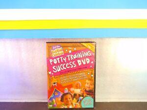Pull-Ups Big Kid Central Potty Training Success on DVD