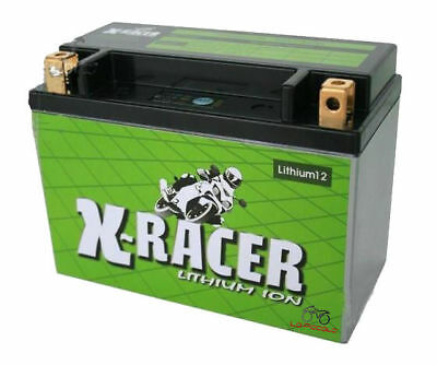 Originale Batteria Moto Al Litio 12 X Racer Yb16l A2 Hd Xl/xlh Sportster 883 1997 - 2003 Smoothing Circulation And Stopping Pains