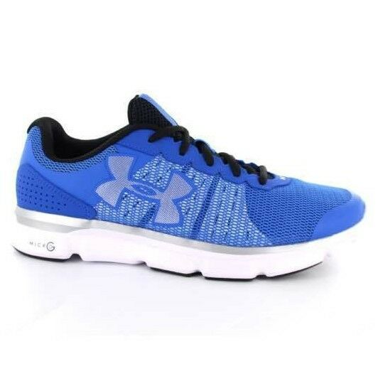 NEW Men's Under Armour Athletic Shoes UA Micro G Speed Swift 1266208-907 Running