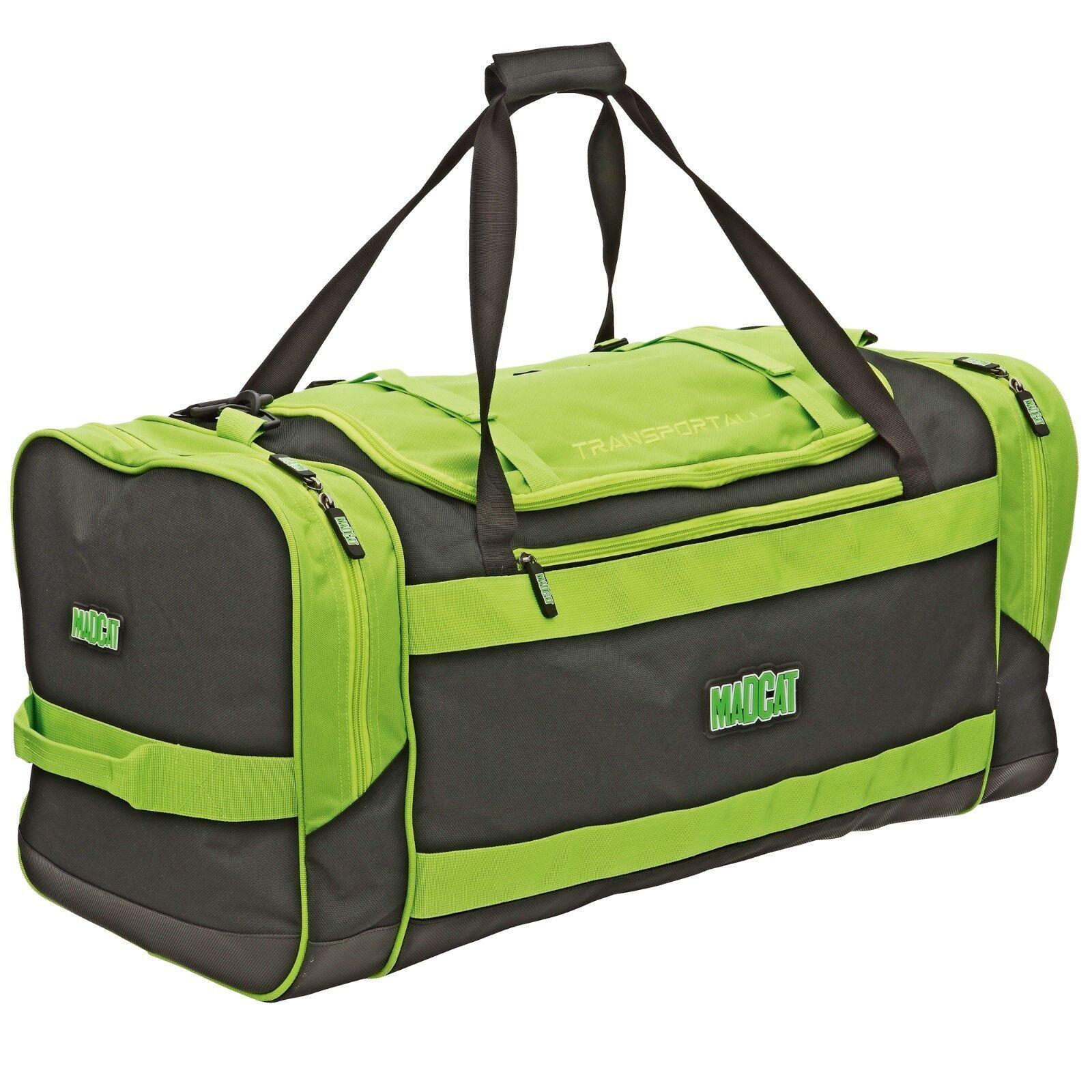 DAM MADCAT Transportall - Tasche für Welsangler, Waller, Maße: 80 x 40 x 40 cm