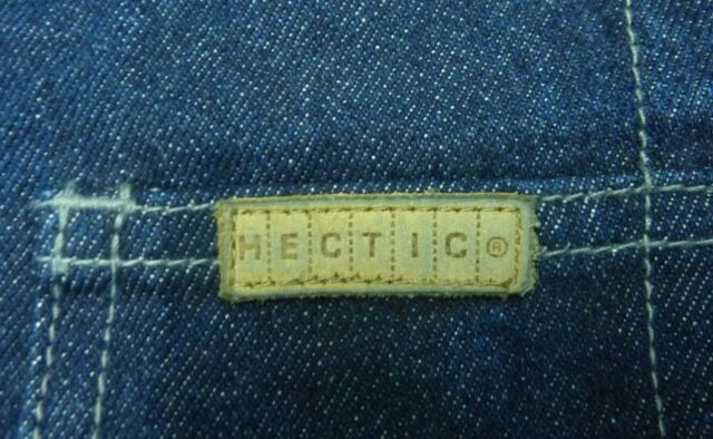 Mad Hectic Jeans Mad Hectic Pants Vintage Mad Hectic Denim Made in Japan Size 32