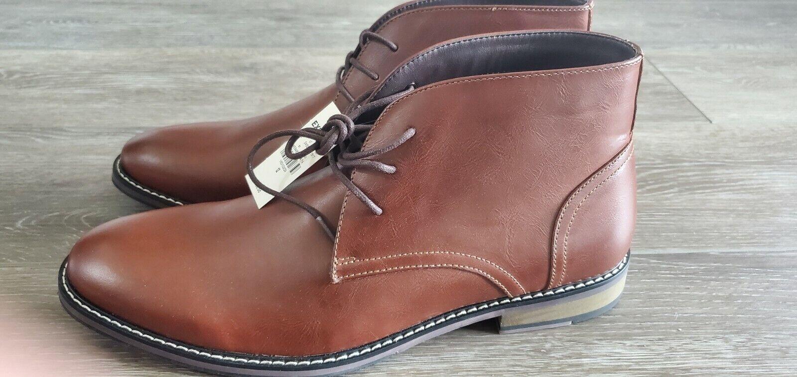 Express sautope Marronee Leather Dimensione 12 nuovo  Sautope classeiche da uomo