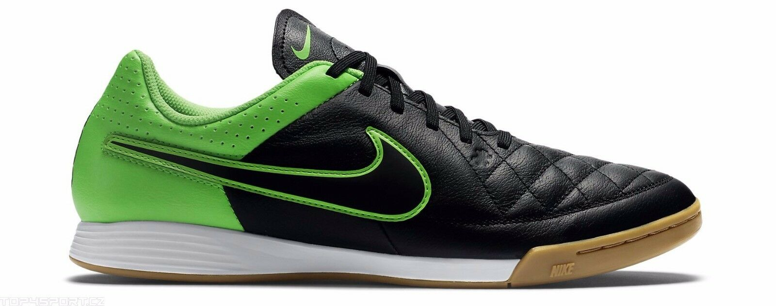 AUTHENTIC NIKE TIEMPO GENIO LEATHER IC 631283-003