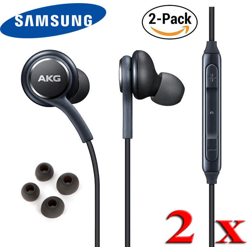 Earphones 2 pack - cross loop earphones