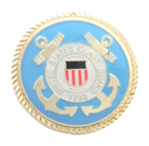 United States Coast Guard USCG Small Pin Badge LAST FEW