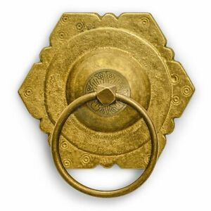 """CBH 2 OVAL Chinese Brass Hardware Pulls 2.6/"""""""