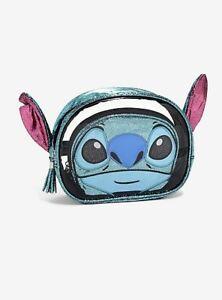 Disney-Lilo-amp-Stitch-Figural-Cosmetic-Bag-Set