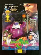 Vintage Space Jam Swackhammer Tweety Action Figure