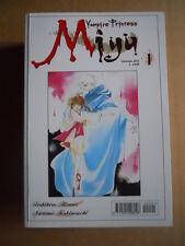 MIYU Vampire Princess vol. 1 - Toshihiro Hirano edizione Play Press  [G371C]
