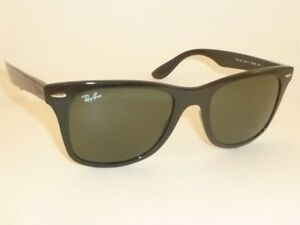 3cc540a9a6 Image is loading New-RAY-BAN-Sunglasses-WAYFARER-Liteforce-Black-RB-