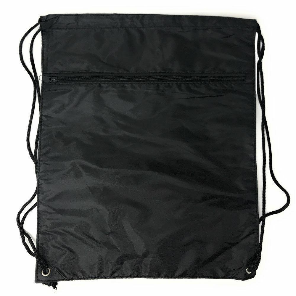 Men//Women Kid/'s Backpack Tote Sock Sack Pack Nylon Bag Dual Drawstrings Bags