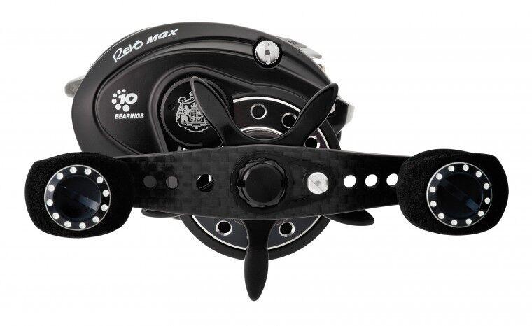 Abu Garcia Revo MGX Baitcaster Fishing Reel BRAND BRAND Reel NEW + Warranty + Free Braid 3564ab