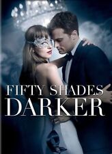 Fifty Shades Darker (DVD 2017)NEW* Drama, Romance* NOW SHIPPING SEALED DVD