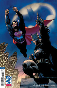 BATMAN #45 JIM LEE VIRGIN VARIANT DC COMICS