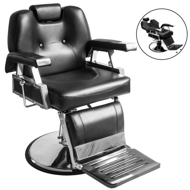 Wondrous Heavy Duty Hydraulic Recline Barber Chair Shampoo Salon Beauty Spa Hair Styling Pabps2019 Chair Design Images Pabps2019Com