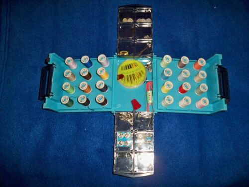 Travel Locking Sewing Kit with Everything You Need