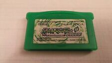 Pocket Monsters Pokemon Leaf Green For GameBoy Advance GBA - Japan Import