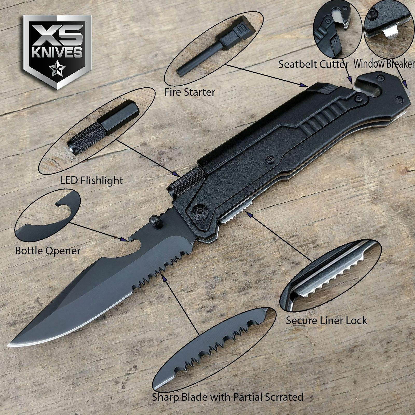 Tool Multifunktions-Haarnadel Stainless Steel EDC Survival A Self-Defense