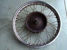 "Triumph 19"" Front Wheel, BSA, Norton, Royal Enfield  (Wheel #1)"