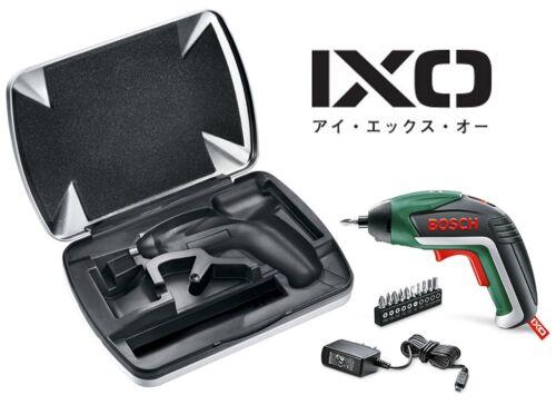 avec suivi Le Japon neuf Bosch IXO5 Visseuse électrique batterie lithium-ion