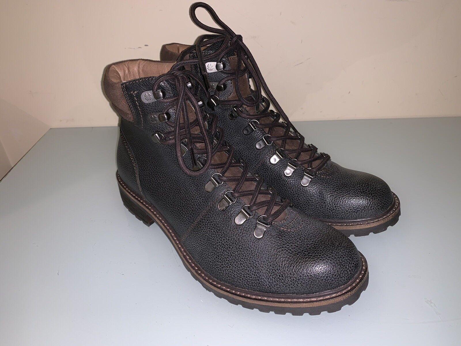 Brand New Lucky Brand Men Men Men Leather Alpine Hiker Stiefel schuhe Retail  179 Größe 10.5 225a95