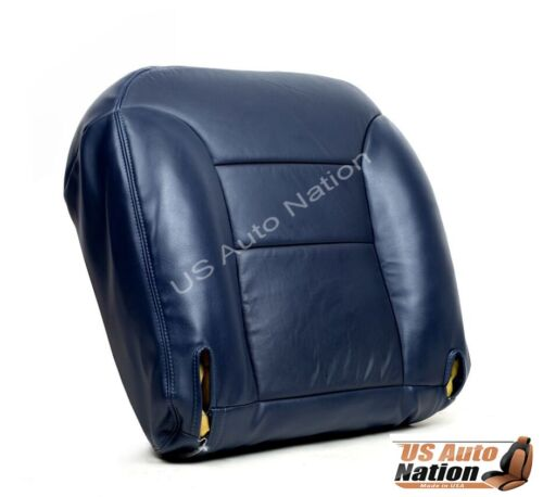 1995 1996 1997 1998 1999 Chevy Suburban PASSENGER Bottom Seat Cover Navy Blue