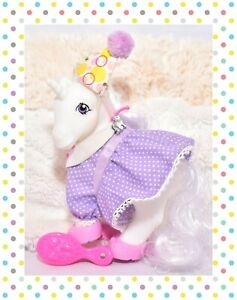 My-Little-Pony-G1-VTG-Party-Time-Birthday-Girl-Pony-Wear-Clothing-Outfit