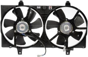 Engine-Cooling-Fan-Assembly-Dorman-620-424-fits-02-06-Nissan-Sentra-1-8L-L4