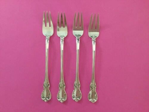 ~2~ TOWLE OLD MASTER  COCKTAIL FORKS ~ $32