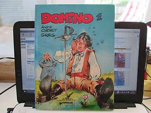 DOMINO-T1-EO1979-BE-TBE-EDITION-ORIGINALE-CHERET-GREG