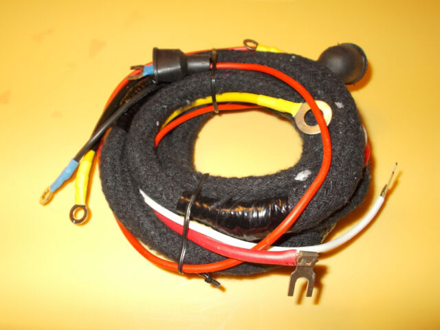 Groovy Ford 8N Wiring Harness 6 Volt Front Mount Distributor 1948 50 Wiring Digital Resources Ommitdefiancerspsorg