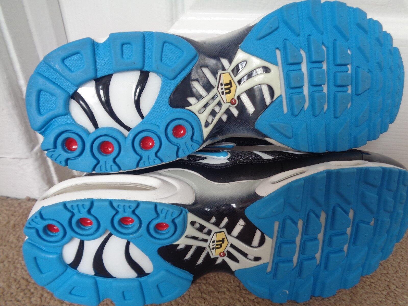 des baskets nike air max plus plus max txt formateurs chaussures 604133 944 ue 40 us 7 nouvelle   box 790a43