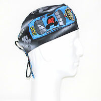 Mickey Mouse Daytona 500 Nascar Theme Scrub Hat