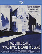 The Little Girl Who Lives Down the Lane (1976) [Blu-ray] DVD, Jodie Foster, Mart