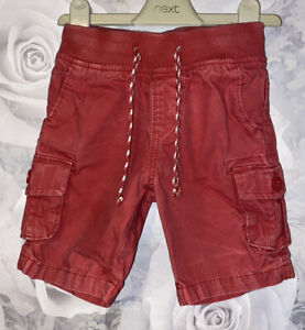 Boys Age 3-4 Years - M&S Shorts