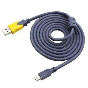 USB-Charger-Cable-Cord-for-Canon-PowerShot-SD430-SD450-SD500-SD550-SD600-SD630