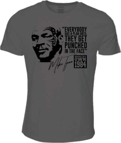 Mike Tyson T-Shirt Boxing Heavyweight Champion NY Brooklyns Own Sports Legend