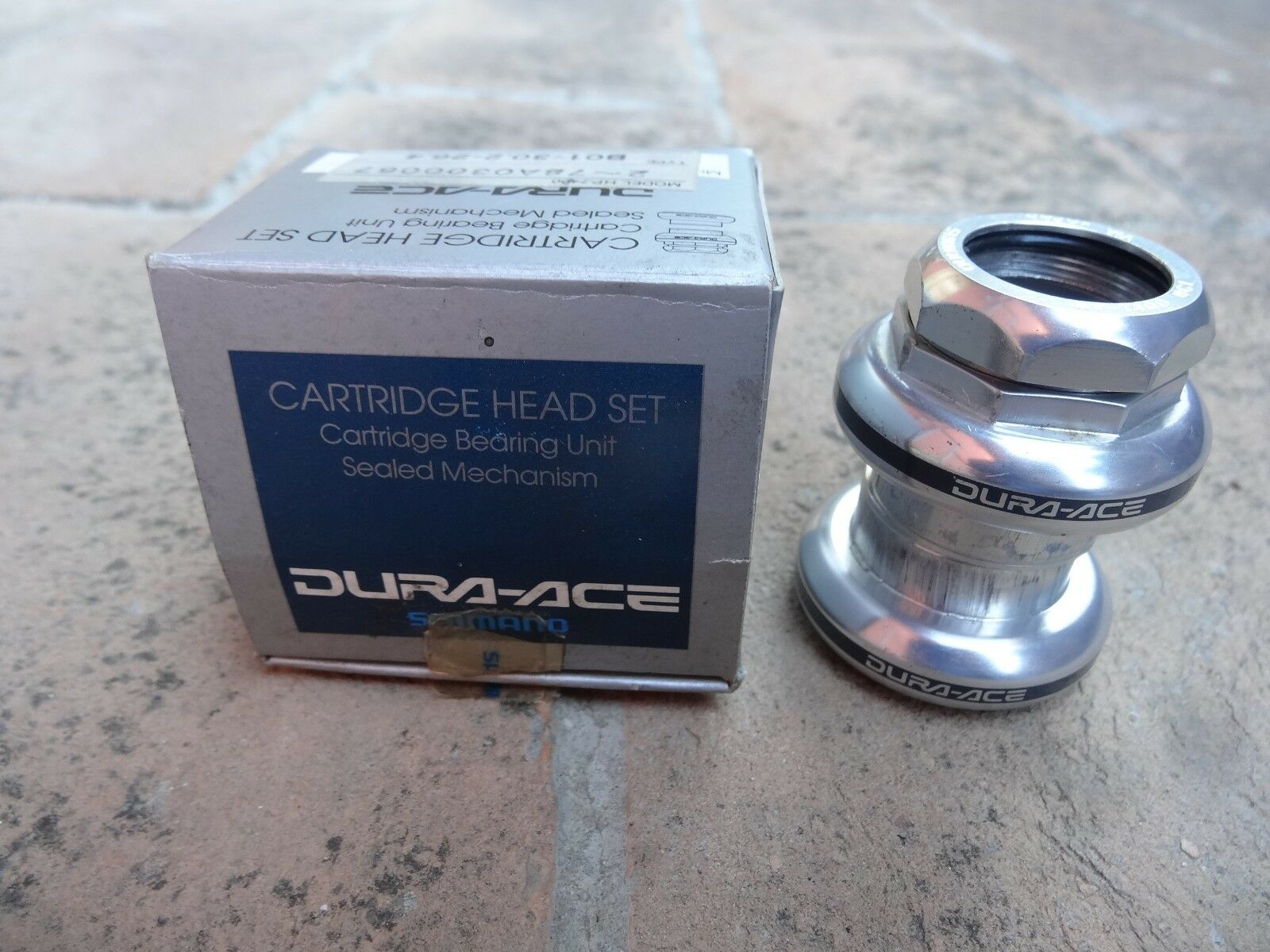 Vintage  Shimano Dura Ace HP-7400 Headset 1 inch Ultra-rare  100% brand new with original quality