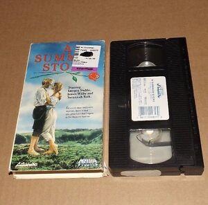 A-Summer-Story-VHS-1988-Imogen-Stubbs-MEDIA