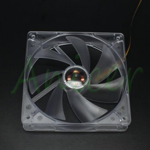 120mm x 25mm 4 Pin PWM 12V Cooling Fan For PC CASE CPU Cooler Radiator Heatsink