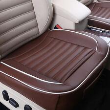 PU Leder Buchweizen Auto Sitzauflage Sitzbezüge Sitzkissen Sitzmatte Coffee