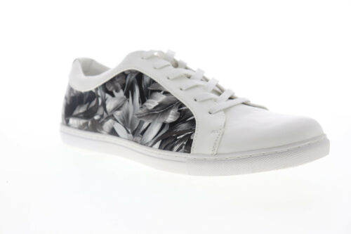 Unlisted by Kenneth Cole Belton Sneaker Mens White Lifestyle Sneakers Shoes 10.5