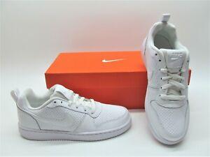 Nike Court Borough Low White Walking